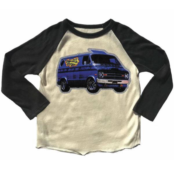 Beastie Boys Baby T-Shirt - Van Artwork