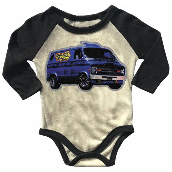 Beastie Boys Babygrow - Van Artwork