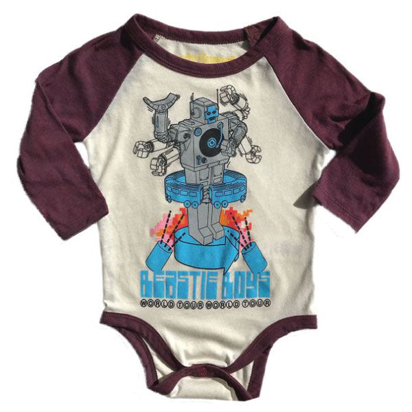 Beastie Boys Babygrow - World Tour