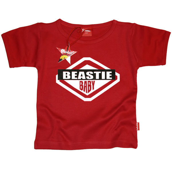 Beastie Baby T-Shirt by Stardust