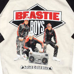 Beastie Boys Kids T-Shirt - Solid Gold Hits