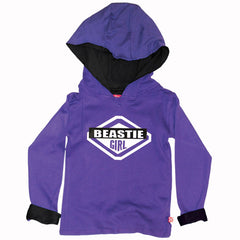 Beastie Girl Hoody - Cool Girl's Hoody