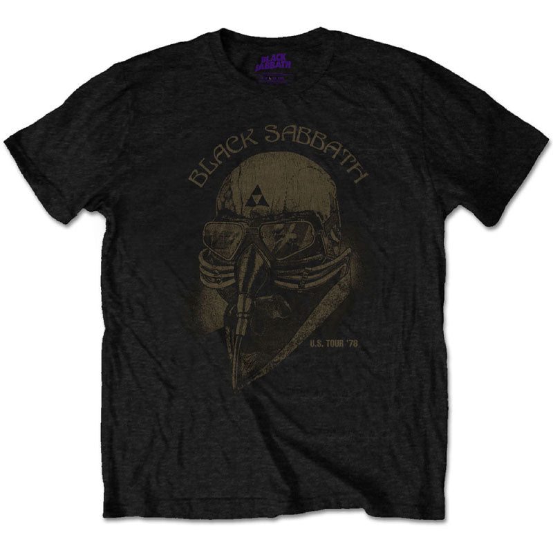 Cool Black Sabbath Kids T-Shirt - US Tour 1978