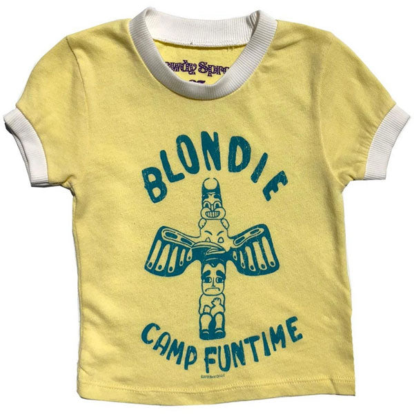 Blondie Kids T-Shirt - Camp Funtime