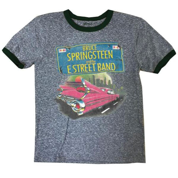 Bruce Springsteen Kids T-Shirt - E Street Band
