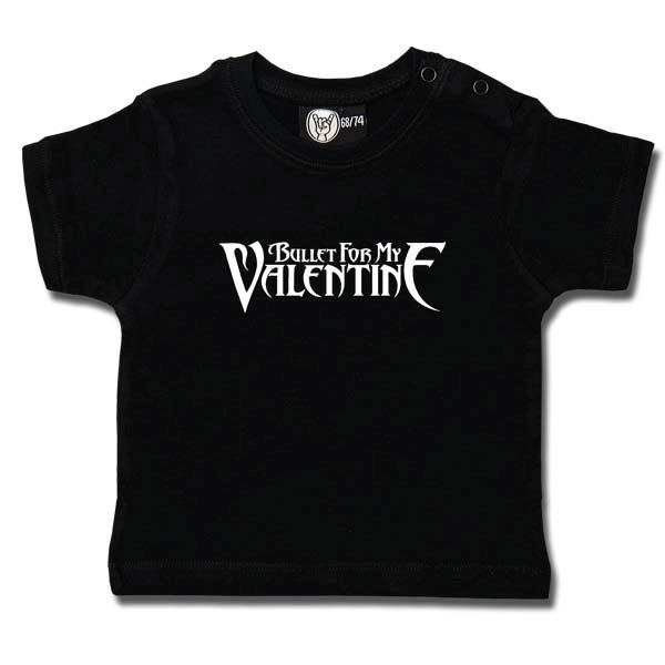 Bullet For My Valentine Baby T-Shirt - Black