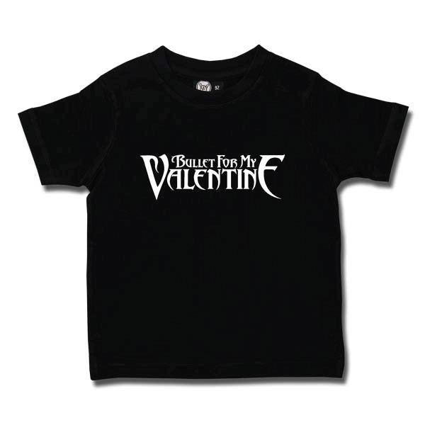 Bullet For My Valentine Kids T-Shirt - Black