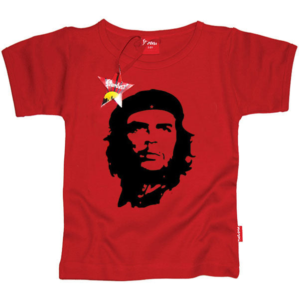 Che Guevara Kids T-Shirt by Stardust