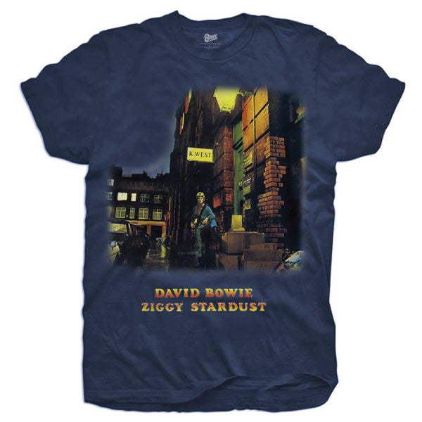 David Bowie Kids T-Shirt - Ziggy Stardust Album Cover