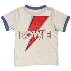 David Bowie Kids T-Shirt - Aladdin Sane Lightning