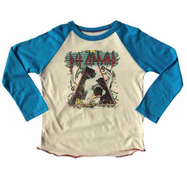 Def Leppard Kids T-Shirt - Hysteria Album Artwork