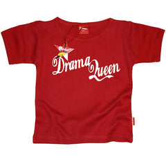 Drama Queen Kids T-Shirt by Stardust