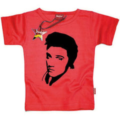 Elvis Rock and Roll Baby T-Shirt
