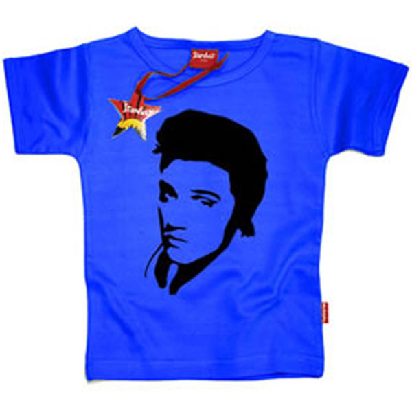 Elvis Rock and Roll Kids T-Shirt by Stardust