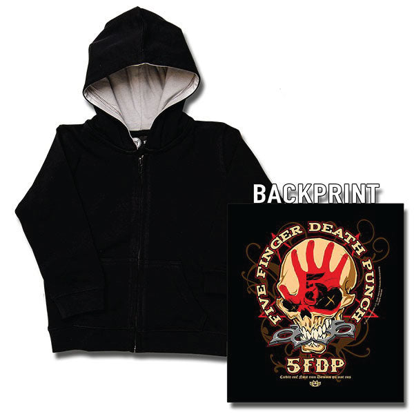 Five Finger Death Punch - Knucklehead Baby Hoody