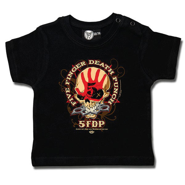 Five Finger Death Punch - Knucklehead Baby T-Shirt