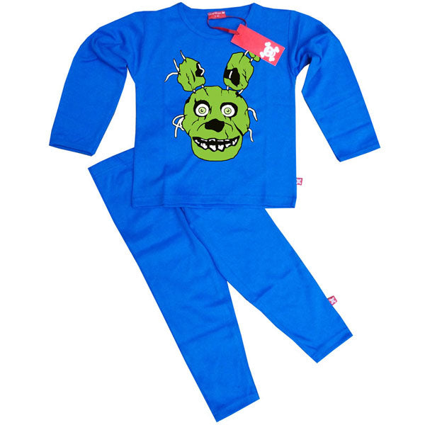 Five Nights at Freddy's Bonnie Springtrap Kids Pyjamas