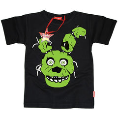 Five Nights at Freddy's Bonnie Springtrap Kids T-Shirt