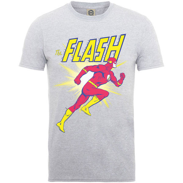 The Flash Kids T-Shirt - Grey