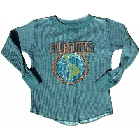 Foo Fighters Kids T-Shirt - Long Sleeved