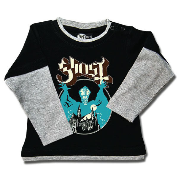 Ghost Baby Long Sleeved T-Shirt - Opus Eponymous