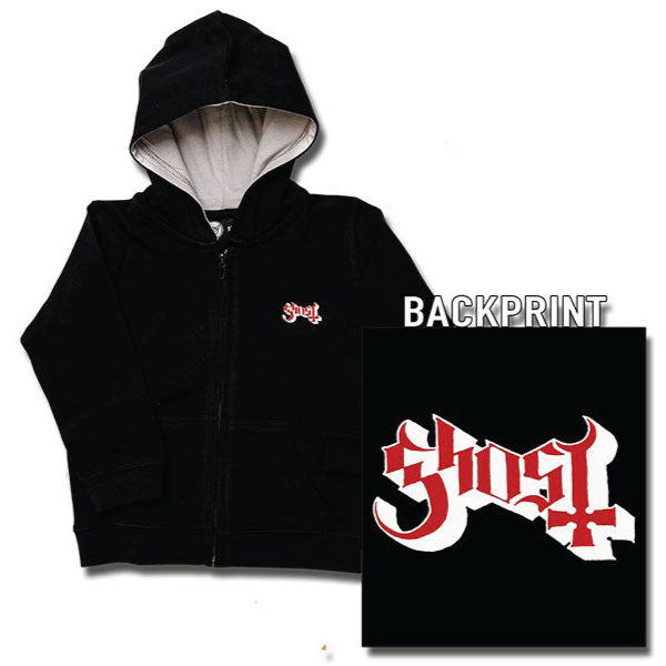 Ghost Kids Hoody - Ghost Logo