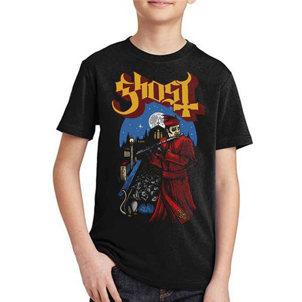 Ghost Kids T-Shirt - Pied Piper