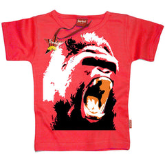 Kids Gorilla T-Shirt by Stardust
