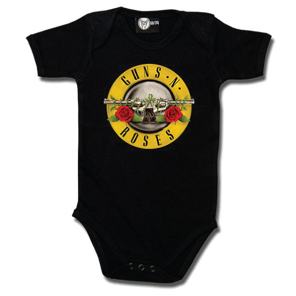 Guns 'n' Roses Babygrow - Appetite For Destruction