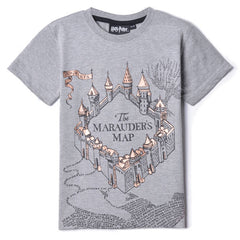 Harry Potter Kids T-Shirt - The Marauder's Map