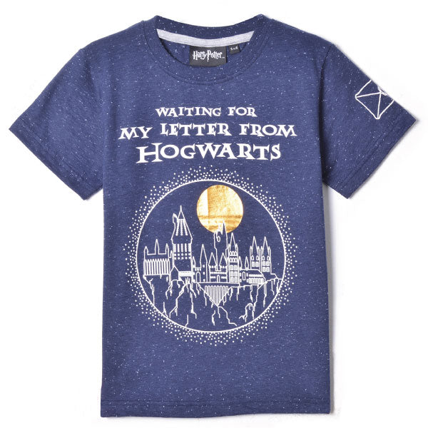 d74defff4 Harry Potter Kids T-Shirt - Waiting For My Letter From Hogwarts –  KidVicious.co.uk