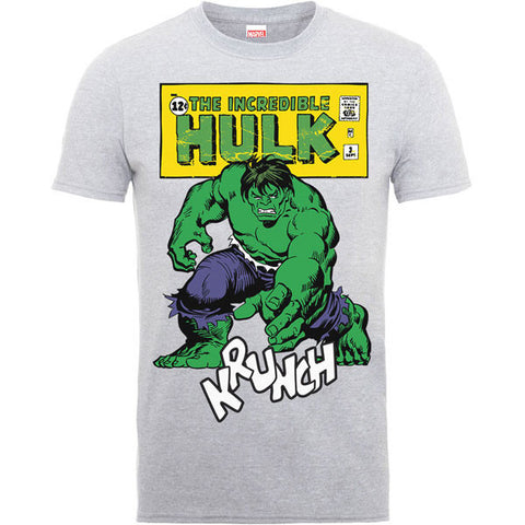 Hulk Kids T-Shirt - Grey