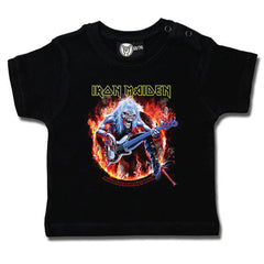 Iron Maiden Baby T-Shirt - Eddie