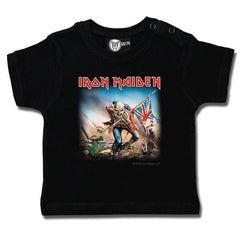 Iron Maiden Baby T-Shirt - Trooper