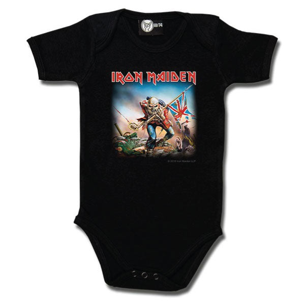 Iron Maiden Babygrow - Trooper