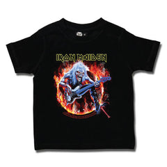 Iron Maiden Kids T-Shirt - Eddie