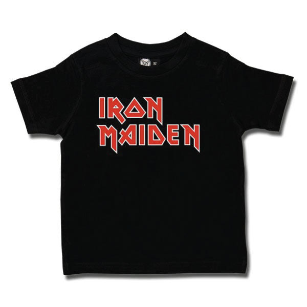 Iron Maiden Kids T-Shirt - Iron Maiden Logo