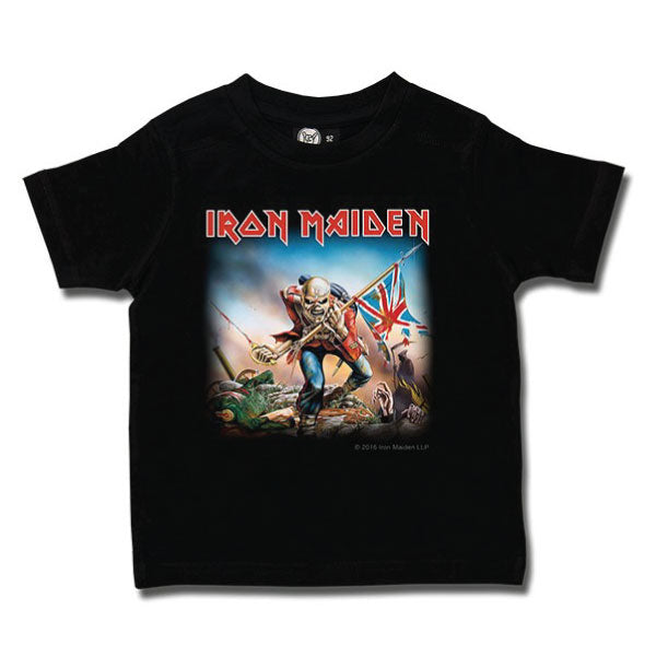 Iron Maiden Kids T-Shirt - Trooper