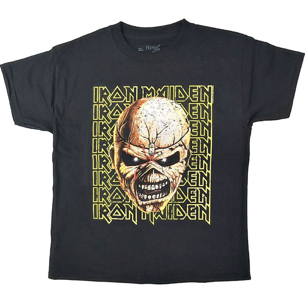Iron Maiden Kids T-Shirt - Eddie Big Head