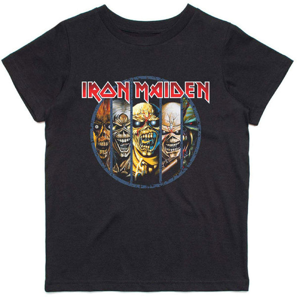 Iron Maiden Kids T-Shirt - Evolution