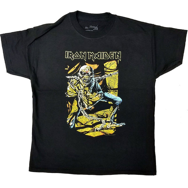 Iron Maiden Kids T-Shirt - Piece Of Mind