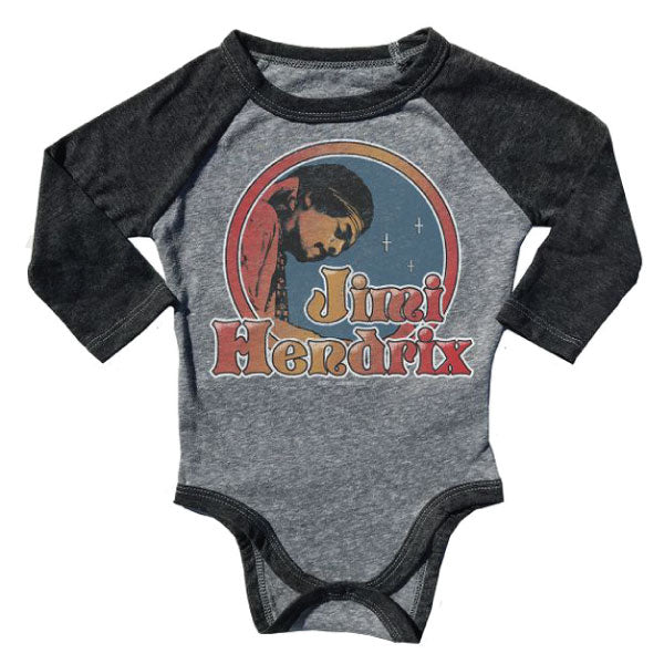 Jimi Hendrix Babygrow - Hendrix and Guitar