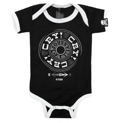 Johnny Cash Babygrow - 'Cry, Cry, Cry'