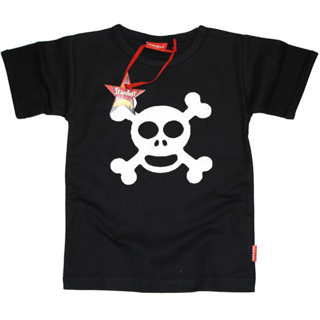 Jolly Roger Kids T-Shirt by Stardust