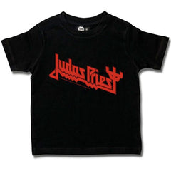 Judas Priest Kids T-Shirt Logo - Black
