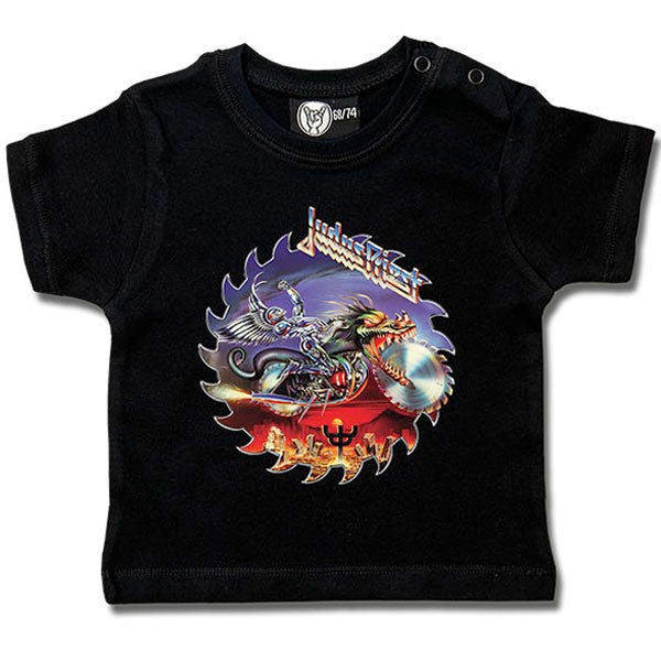 Judas Priest Baby T-Shirt - Painkiller