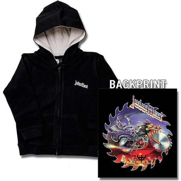 Judas Priest Baby Hoody - Painkiller