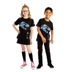 Jurassic World Kids T-Shirt - Camouflage T-Rex
