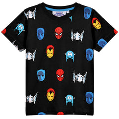 Marvel Avengers Kids T-Shirt - Marvel Avengers Masks