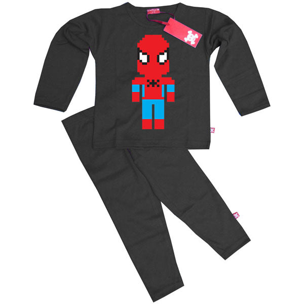 Lego Spiderman Kids Pyjamas by Stardust